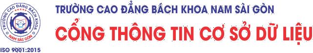 Cổng thông tin Dữ liệu Nam Sài Gòn